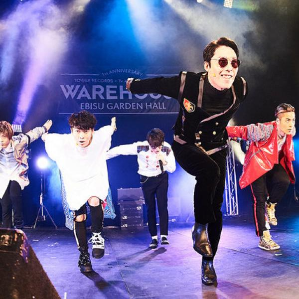【恵比寿】次世代アーティスト集合したTOWER RECORDS × Tv Asahi Music presents WAREHOUSE 1st Anniversary